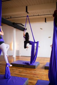 manchester nh yoga new hamphire yoga studio kama fitness karlene aerial silks best of nh aerial yoga Aerial fabric circus silks fitness kama fitness kama fit tv