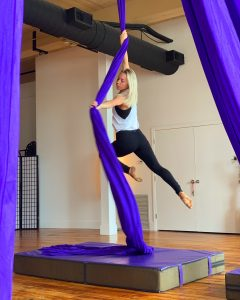 manchester nh yoga new hamphire yoga studio kama fitness karlene aerial silks best of nh aerial yoga Aerial fabric circus silks fitness karlene aerial yoga girl kama fit tv